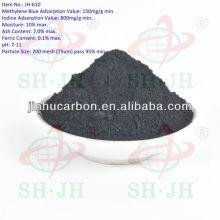 Traitement de l'eau de haute qualité à base de charbon prix du charbon actif à Chian