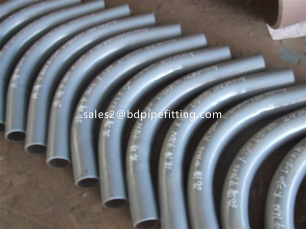 MSS SP-75 3D Pipe bend