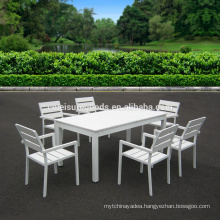 Garden patio outdoor polywood dining furniture
