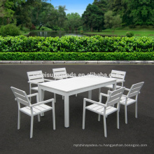 Сад открытый polywood для патио Обедая мебель