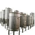 Embarcações de fermentação de cerveja em aço inoxidável