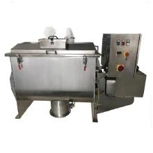 Ribbon flour spice powder mixer herb powder mixing herb root wet dryer liquid powder blending machine