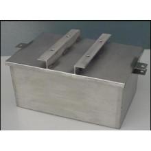 Boîtier de clôture en métal lourd galvanisé fabriqué en Chine