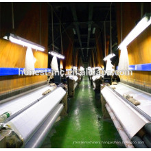 China air jet loom weaving cotton fabric with jacquard