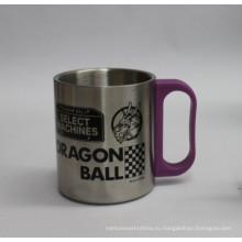 С Двойными Стенками 304# Чашка Кофе Из Нержавеющей Стали Дешевые
