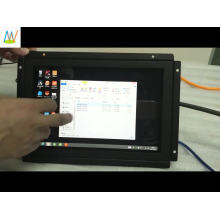 10.1 inch 1280*800 touch screen usb led monitor