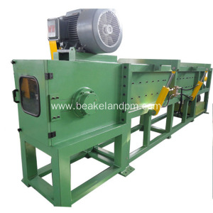 shredder machine for large plastic PP PE bags