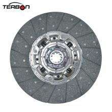Precio de fábrica de la placa del disco del embrague del camión pesado 430 * 252 * 10 * 50.8 * 4S
