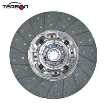 430*252*10*50.8*4S Heavy Truck Clutch Disc Plate Factory Price