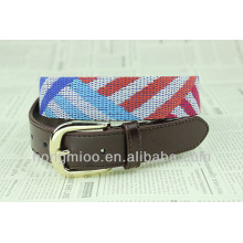 2014 Latest design man's golf fashion sport leisure belt