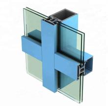 Büromöbel-Aluminiumprofil-Rahmen für Glasunterteilung