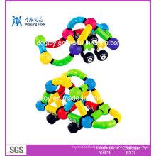 Bloque magnético conjunto de juguetes de los niños