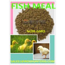 Рыбная мука с высоким содержанием белка (60% 65% 72%) на корм животным