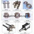 Self-Cleaning Spray Nozzle/Spare Parts for CCM