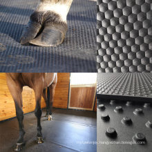 Top Quality Heavy Duty Dairy Cow Cattle Horse Stable Equine Stall Rubber Mat Floor