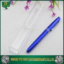 Caja de regalo pluma de plástico al por mayor