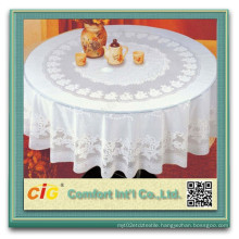 Waterproof Polyester Woven Wedding Table-Cloth