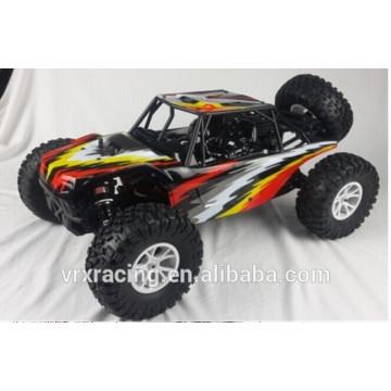VRX racing último producto 2016 1/10 escala 4WD motor eléctrico coche del RC, eléctrico cepillado coche RC