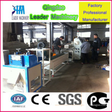 PP PE Strand Granulating Pelletizing Machine