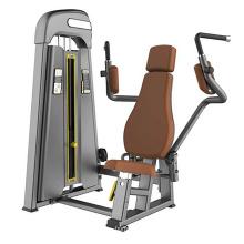 Equipo de fitness gimnasio mariposa comercial equipos máquina para la musculación