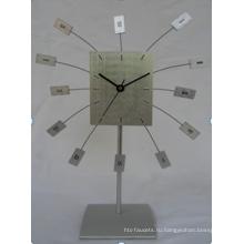 Подарок часы алюминий (DZ46)