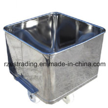 International Standard 200L Meat Trolley in Stock