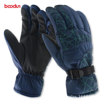 Großhandel BSCI Factory Winter Thinsulate Sport Ski Handschuh