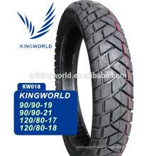 pneu motocicleta 90/90-21 para venezuela