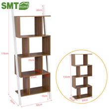 nouveau style simple moderne bibliothèque ronde peu profonde en bois moderne