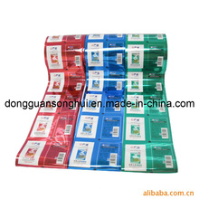 Shampooing Emballage Film / Crème Lotion Roll Film / Laminating Film