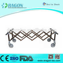 DragonDW-TR006 Aluminum Alloy Church Trolley coffin trolley funeral trolley