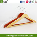 Custom wooden fashion hangers