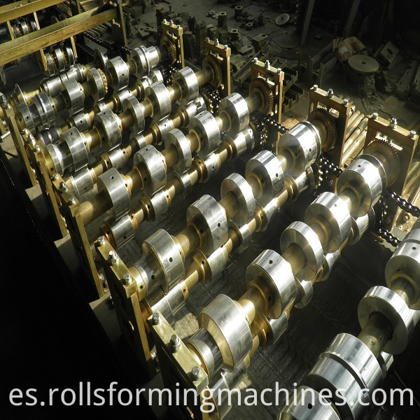 Arching Roof Roll Forming Machine