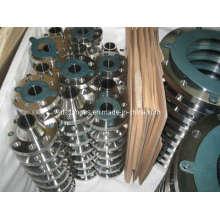 EN1092-1 Flanges de aço