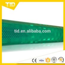 revestimiento reflectante prismático de alta intensidad verde