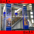 Shanghai Factory Double Deck Exhibition Booth