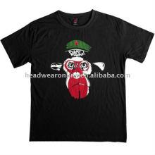 Camisas de 2011 homens da forma com logotipo da impressão