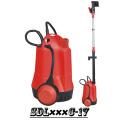 (SDL200C-17) Venta caliente bomba de agua sumergible pequeña lluvia eléctrica para uso doméstico jardín