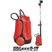 (SDL200C-17) Heißer Verkauf Tauchpumpe kleine elektrische Regen-Wasser-Pumpe für den heimischen Garten Einsatz
