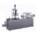 Small capacity liquid blister packing machine for butter packing