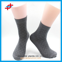High quality anti-odor breathable bamboo fabric business casual men socks