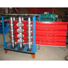 Steel Roofing Sheet Curving Roll Forming Machine