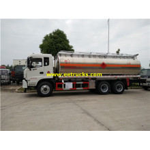 Dongfeng 20000L Aluminium Fuel Tank Trucks