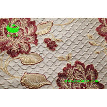 Polyester Jacquard Curtain Fabric (BS1306)