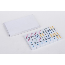 Colorido Dominoes Game In Color Box