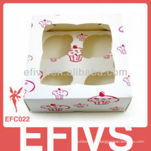 2013 Красивая упаковка для упаковки в кексы