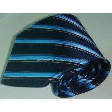 Cravate Jacquard en soie pour hommes