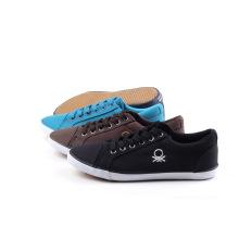 Homens Sapatos Lazer Conforto Homens Sapatos De Lona Snc-0215004