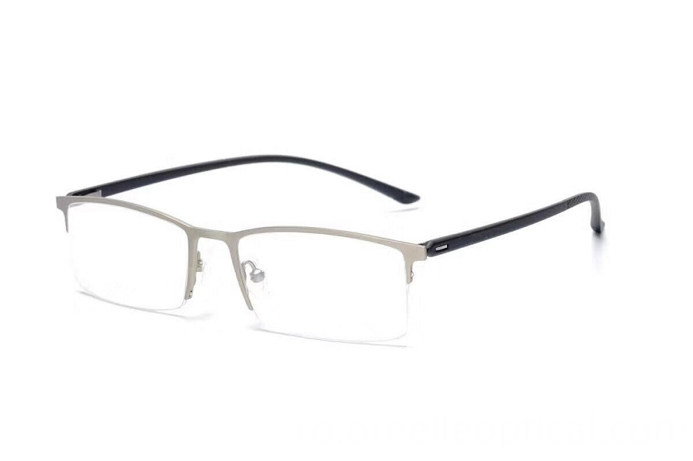 Fashion Half Frame Glasses