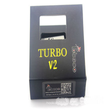Turbo V2 Rda E-Cigarette Atomizer for Vapor Smoking (ES-AT-091)
